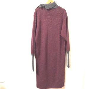 b44a94626ac Sant  Angelo Knits Dresses - Sant  Angelo Knits Sweater Dress Long ...